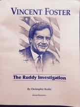 Vincent Foster the Ruddy Investigation