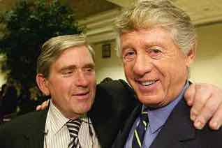 Bob Zelnick and Ted Koppel