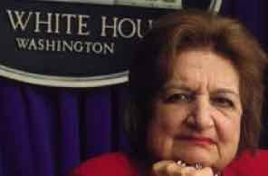 Helen Thomas saw the Vince Foster final report