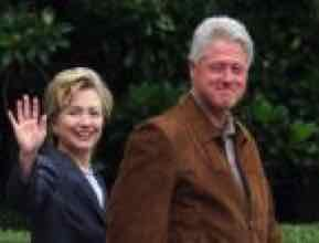 Bill and Hillary friends of Vince Foster